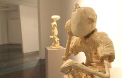 Arriban al MACT esculturas de Héctor Olivares