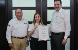 "DIF Tamaulipas recibe Distintivo ""México Sin Trabajo Infantil"""
