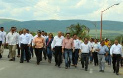 Continúa avanzando el programa de modernización y nuevas vialidades a lo largo de Tamaulipas