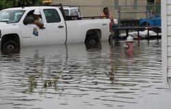 Informa sobre inundaciones