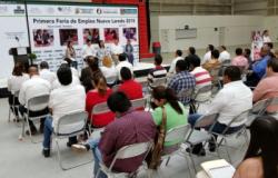 Ofertó iniciativa privada mil 100 vacantes en Feria del Empleo