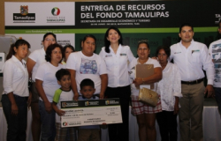 Benefician a 178 empresarios de Matamoros con más de 1 MDP