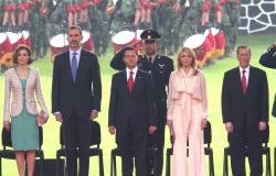 Peña Nieto y Felipe VI destacan cercanía de México y España