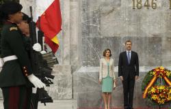 Zacatecas se prepara para visita de reyes de España