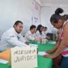 Entregan más de mil 500 servicios en Feria de Ciudad Victoria
