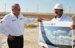 Conectarán energía eólica de Tamaulipas a la red de México