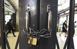 Trabajadores del metro de Londres realizan huelga de 24 horas