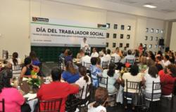 Reconocen labor humanista de los trabajadores sociales de Tamaulipas