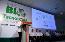 Inauguran con éxito la Expo de Biotecnología en Reynosa