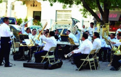 Realizará gira Banda de Música de Tamaulipas