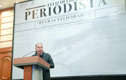 REITERA PEPE ELÍAS LEAL RESPETO A LOS PERIODISTAS