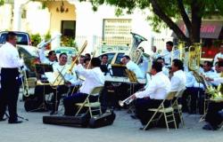 Continuará gira de la Banda de Música de Tamaulipas