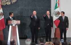 Anuncia EPN cambios en Pemex, IMSS y Secretaría de Salud