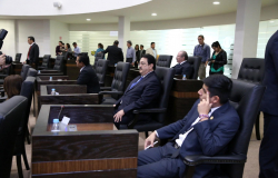 Diputados suplentes se sumarán de manera  responsable al trabajo del Congreso: RRS