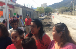 """Inician trabajos de pavimentación en la colonia """"Casas Blancas"""""""