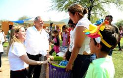 Egidio y María del Pilar conviven con Familias de Ciudad Victoria