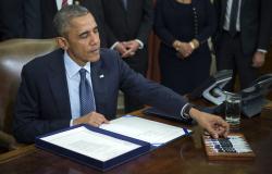 Firma Obama ley contra el robo de secretos comerciales