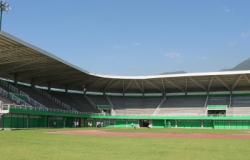 Albergará a casi tres mil aficionados el nuevo parque de béisbol