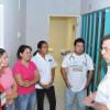 Evalúan capacidad de respuesta en  Salud con simulacro de huracán