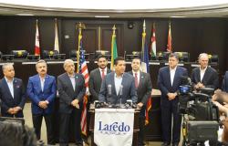 Tamaulipas y Texas harán equipo para impulsar el desarrollo y la seguridad.- Gobernador Electo