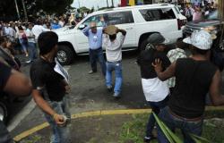 Agreden en Veracruz a Ricardo Anaya y Miguel Ángel Yunes