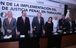 Se cumple en tiempo y forma con el trabajo para  la implementación del nuevo Sistema de Justicia Penal
