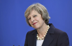 Reino Unido iniciará en 2017 negociaciones para salir de UE: May