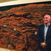 Dona el artista español Luis Granda cuatro obras al INBA