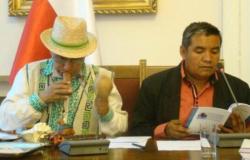 Poeta náhuatl Gustavo Zapoteco participa en festival de Nueva York