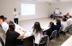 Especializa Congreso a sus trabajadores en materia de dictaminación: Ramiro Ramos