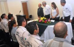 Aporta la Universidad de Seguridad y Justicia 16 nuevos elementos de Tránsito a Cd. Victoria