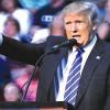 """Trump: """"Si no fuera por los medios, ganaría por 20 puntos"""""""