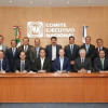 Anaya se reúne con gobernadores en funciones y electos del PAN