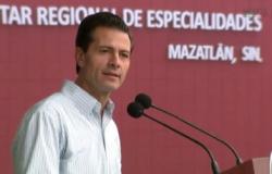 Fuerzas Armadas contribuyen al bienestar de los mexicanos: EPN