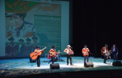 Recuerdan a Cornelio Reyna en Festival Arriba Tamaulipas