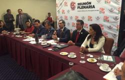 Fortalecerán Diputados priistas comunicación con la sociedad y el trabajo parlamentario
