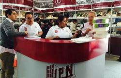Feria del Libro del IPN supera expectativas de asistencia