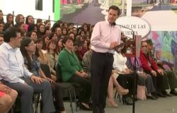 Inaugura Peña Nieto Ciudad de las Mujeres en Hidalgo