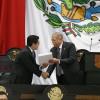 Reconoce Congreso del Estado avances y logros del Gobernador Egidio Torre Cantú