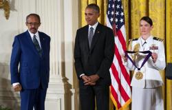 Obama entrega reconocimientos a estadunidenses de origen mexicano