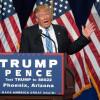 """""""México va a pagar el muro"""", reitera Trump en Arizona"""