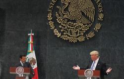 Mexicanos merecen respeto de todos, dice Peña a Trump