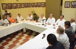 RECONOCEN TRABAJO DE PROTECCIÓN CIVIL REYNOSA