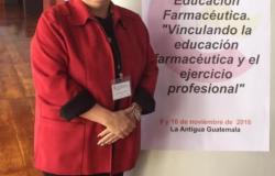 Participa UAT en conferencia panamericana de educación farmacéutica