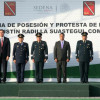 Asiste Gobernador a toma de protesta de nuevo mando militar