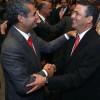 Enrique Ochoa Reza otorga posesión a Ramiro Ramos Salinas como Sub Secretario de Operación Política del CEN del PRI