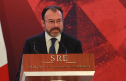 Videgaray y Jucopo analizarán estrategia para la defensa de los mexicanos