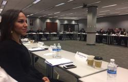 Asiste secretaria de Obras Públicas de Tamaulipas a encuentro binacional