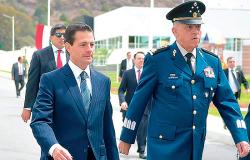 El Ejército no busca una ley a modo: Cienfuegos