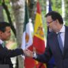 Mariano Rajoy se solidariza con México ante políticas de Trump